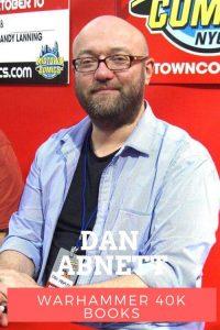 Dan Abnett books