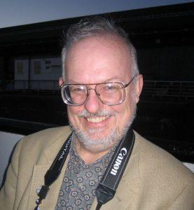 Greg Bear sci-fi author
