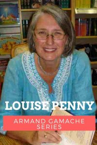Louise Penny books in order