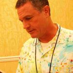 Robert Crais author of the Elvis Cole and Joe Pike series