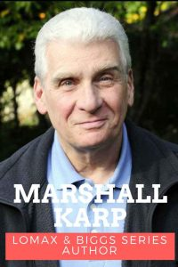 Marshall Karp author
