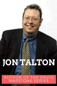 Jon Talton author of the David Mapstone series
