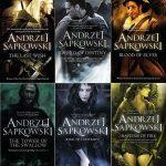 Witcher books by Andrzej Sapkowski