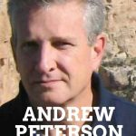 Andrew Peterson author Nathan McBride series