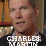 Charles Martin author