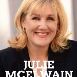 Julie McElwain author of the Kendra Donovan series