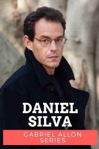 Daniel Silva author Gabriel Allon series