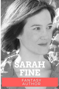 Sarah Fine fantasy author