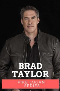Brad Taylor Pike Logan author