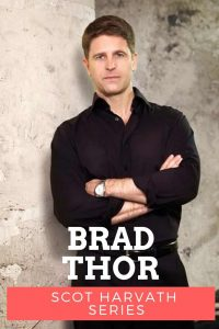 Brad Thor book Scot Harvath