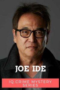 Joe Ide author of IQ books