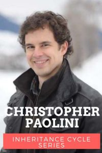 Christopher Paolini Eragon
