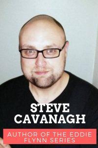 Steve Cavanagh Eddie Flynn books