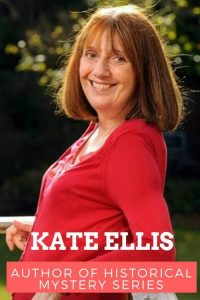 Kate Ellis author