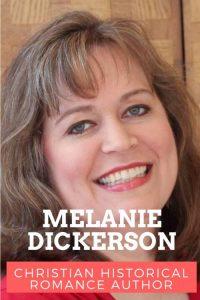 Melanie Dickerson christian historical romance author