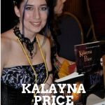Kalayna Price urban fantasy author