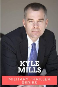 Kyle Mills author