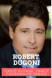 Robert Dugoni author
