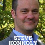 Steve Konkoly author