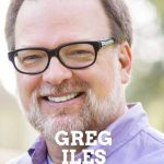 Greg Iles mystery author