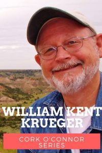 William Kent Krueger author