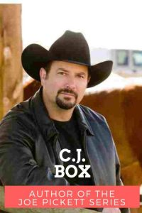 C.J. Box author