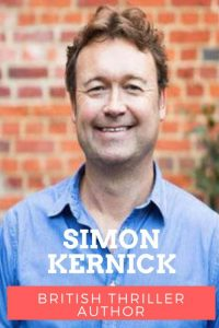 Simon Kernick books