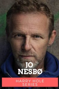 Jo Nesbo Harry Hole
