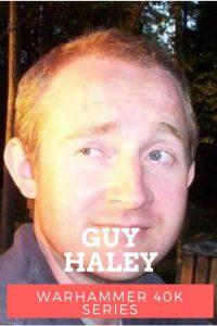 Guy Haley 40k author