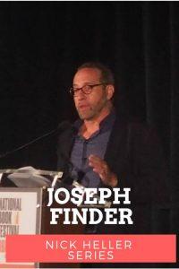 Joseph Finder books