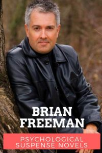 Brian Freeman author of psychological suspense novels